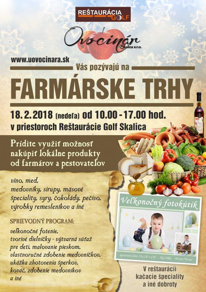 farmarske trhy 18-2-2018